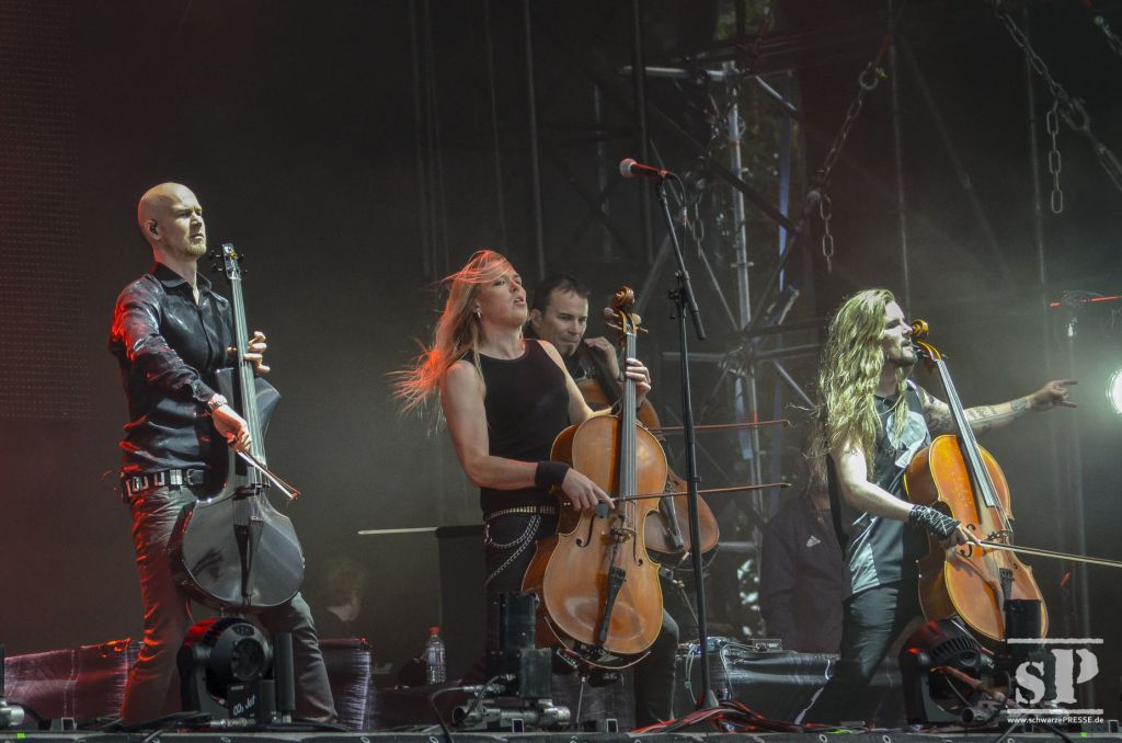 Apocalyptica: Action on Cellos