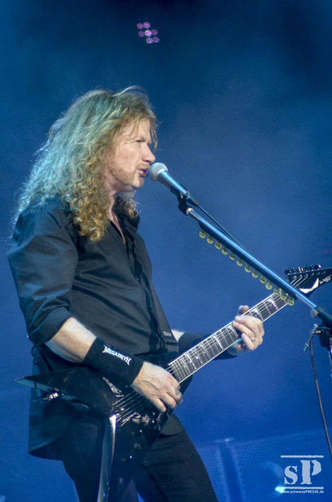 Dave Mustaine himself