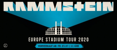 29./30.05.2020 - RAMMSTEIN @ RB Arena, Leipzig