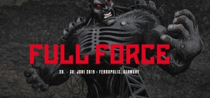 28.-30.06 2019 - WITH FULL FORCE XXVI - VVK Start am 01.10.2018