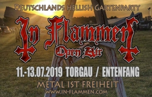 11.-14.07.2019 - In Flammen Open Air @ Entenfang Torgau