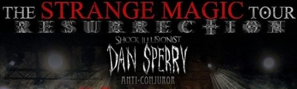 Interview: Dan Sperry, The Anti-Conjuror -...